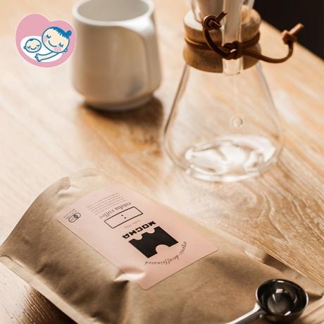 オーガニックカフェインレスモカ粉250g