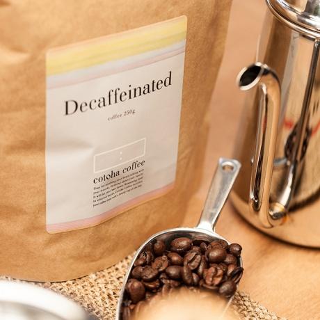 カフェインレスコロンビア豆250g