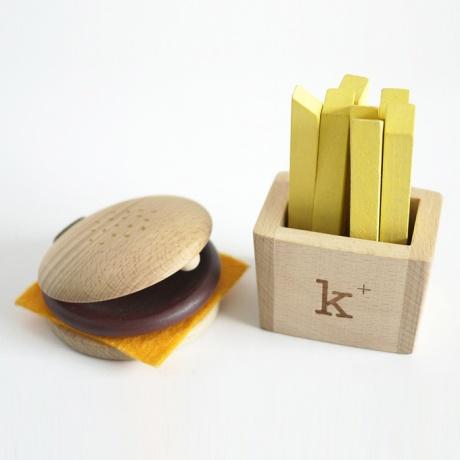 [kiko+(キコ)]hamburgerset