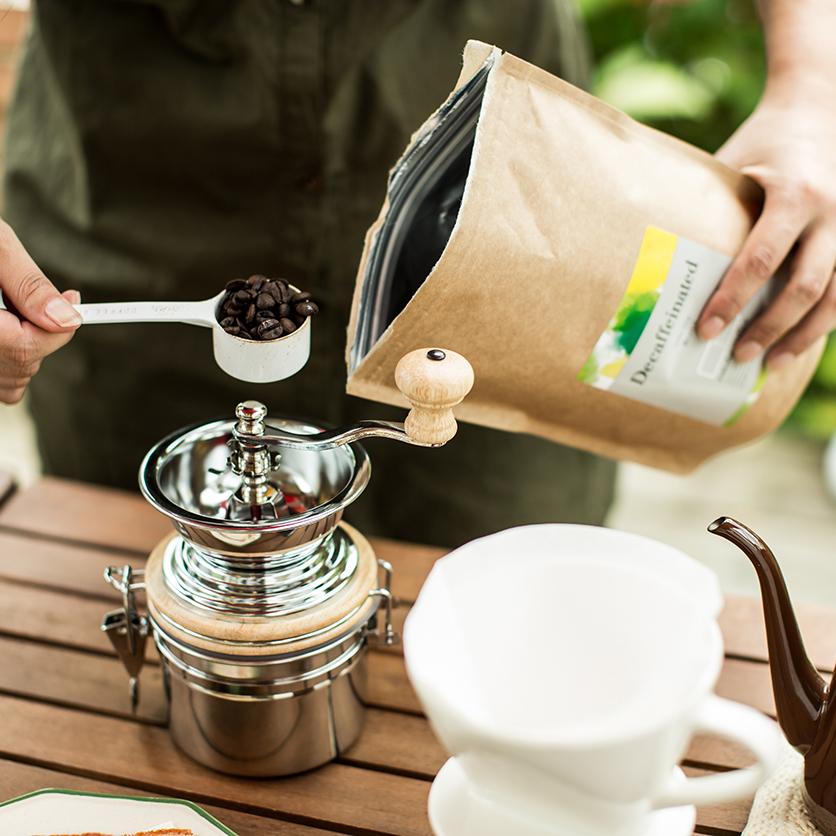 カフェインレスブラジル豆250g