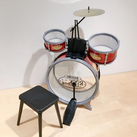 [Bontempi(ボンテンピ)]ロックドラム