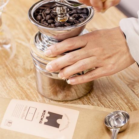 オーガニックカフェインレスモカ豆250g